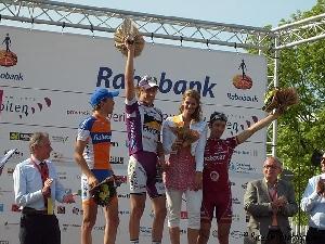 Martin Hunal AC SPARTA PRAHA - 3. místo na holanské klasice Ronde van Overijssel a vítěz bodovací soutěže